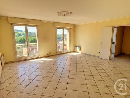 Appartement F4 à vendre - 3 pièces - 80,74 m2 - EPERNAY - 51 - CHAMPAGNE-ARDENNE