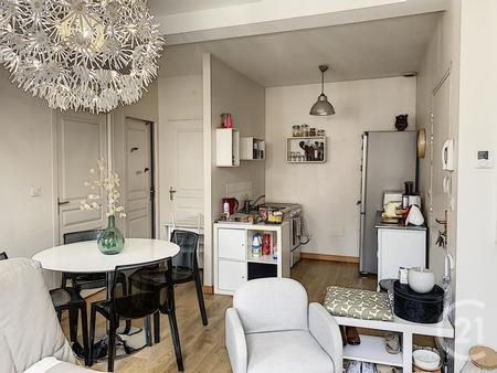 Appartement F2 à vendre - 2 pièces - 37,45 m2 - EPERNAY - 51 - CHAMPAGNE-ARDENNE
