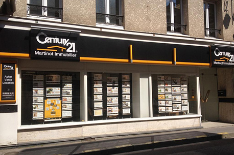 Agence immobilière CENTURY 21 Martinot Immobilier, 51200 EPERNAY